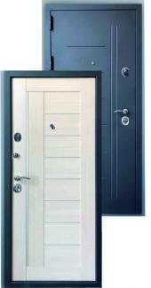 Дверь металлическая MD-101 Капучино