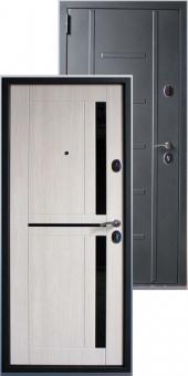 Дверь металлическая MD-42 капучино