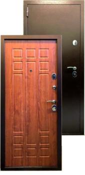 Дверь металлическая Спарта 100